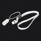 Detachable Cellphone Strap - White (5 PCS)