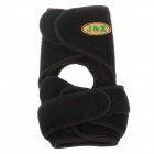 J&X CN-106E Velcro Tape Outdoor Sports Elastic Ankle Support - Black