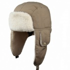 Qinglonglin EM Outdoor Skiing Windproof Warm Hat - Khaki