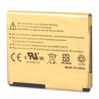 "3.7V ""2430mAh"" Li-ion Battery for HTC G5 / G7 - Golden"