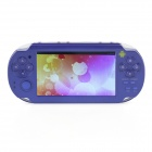 "ESER YXJ-04 4.3"" Android 4.0 PSP Game Console w/ Wi-Fi / HDMI / Dual-Camera - Blue"
