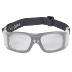 OBAOLAY PC Lens Outdoor Sports Glasses Goggles - Grey