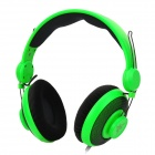 Razer Orca Stylish Music Gaming Headphones - Green + Black (3.5mm Plug / 125cm)