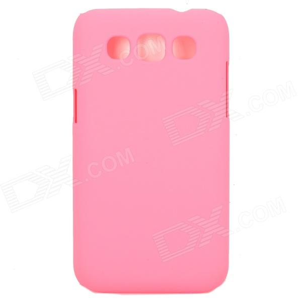 Protective PC Back Case for Samsung i8552 - Pink