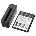 "Replacement ""2800mAh"" Li-ion Battery + Charging Dock for Samsung Galaxy S4 Mini / i9190 - Black"