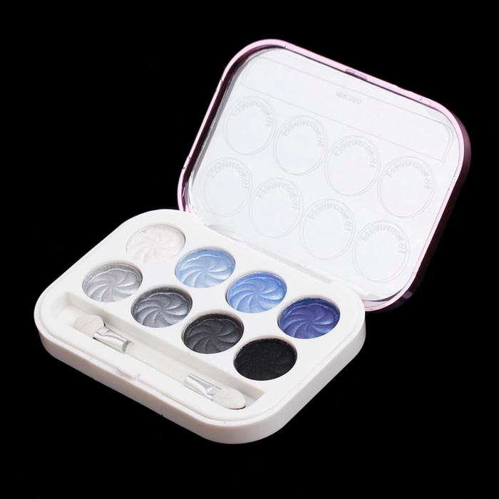 LCHEAR 3A08 8-Color Eye Shadow Combination Set - MultIcolored