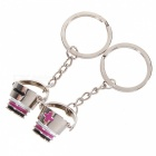 Buy Stainless Lovers keychains (Barrels / 2-Piece Set)