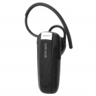 Welke WL-10 Bluetooth V3.0 + EDR Earbud Stereo Headset for Ipad / Samsung + More - Black + Silver