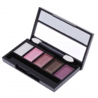Coole Betty Five-Color Eye Shadow Combination Set - Bunt