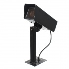 e-J  RL-016 High Simulation Dummy Camera Monitor with LED Light - Black (2 x AA)