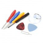 WLXY WL-9802 Repairing / Disassembling Tool Set for Iphone 4 / 4S / 5 - Multicolored