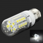 Lexing E27 3.5W 300lm 7000K 34-5050 SMD LED White Light Corn Lampe (220 ~ 240V)