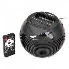 Avaid AV-i3013 Mini Portable Bass Speaker w/ FM / SD / Clock for iPhone / iPod Touch 2 / 3 / 4