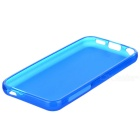 Protective TPU Back Case for Iphone 5C - Blue