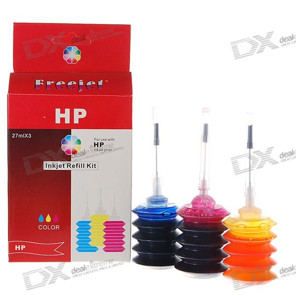 Colored Ink For Printers Color Ink Jet Cartridge Refill
