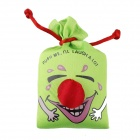 PDMF-LWW Cartoon Doll para Hoax Halloween - Verde (3 x LR44)