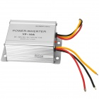 10A Car DC 20 ~ 30V auf 12V DC Power Transformer - Silber