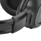 Stereo Bluetooth V2.1 + EDR Headset w/ TF / FM / Microphone - Black