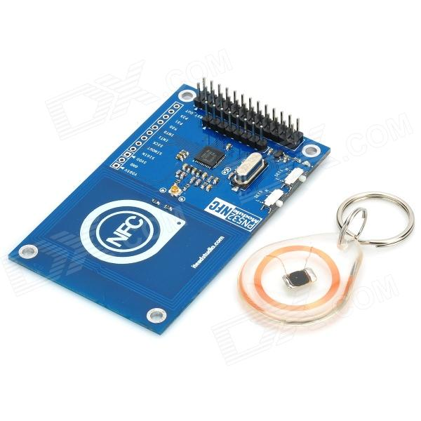 RFid click - CR95HF 1356 MHz contactless transceiver