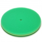 Round Shaped Replacement Car Mushroom Head Sponge - Green