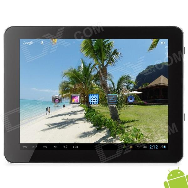 "Nextway Q9 9,7 ""IPS Quad Core Android 4.1 Tablet PC med 1 GB RAM / 16 GB ROM / HDMI - Silver + Svart"