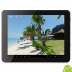 "Nextway Q9 9.7"" IPS Quad Core Android 4.1 Tablet PC w/ 1GB RAM / 16GB ROM / HDMI - Silver + Black"