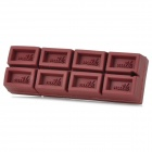 KL 999 Mini Cartoon Chocolate Shaped USB 2.0 Flash Drive / U Disk - Brown (4GB)