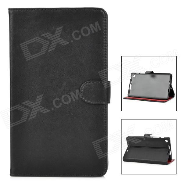 Stylish Protective PU Leather Case for Google Nexus 7 II - Black ballu bwh s 100 nexus