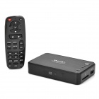 Measy A1HD 1080P Media Player w/ USB / SD / HDD / AV / HDMI - Black