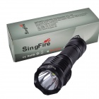 SingFire SF-124 600lm 5-Mode White Diving Flashlight w/ Cree XM-L T6 - Black (1 x 18650)