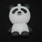 Panda-Stil USB 2.0 Flash Drive - White + Black (8GB)