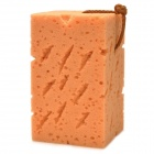 Car Washing Sponge Lump - Light Brown