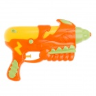 Plastic Water Gun - Orange + Green + Yellow (Size L)