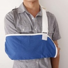 J&X CN-502 Medical Arm Fixed Sling - Blue + White