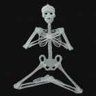 90cm de Halloween Skeleton Glow-in-the-Oscuridad - Verde
