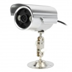 K928 TV-OUT CMOS Night Vision Digital Video Recorder w/ TF Card Slot Surveillance Camera - Black