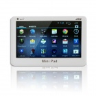 """JXD S18 4.3 """"TFT Android 4.0 Мини Pad Tablet PC ж / 512 Мб ОЗУ, 4 Гб ROM, Wi-Fi, G-сенсор - белый"""