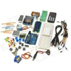 TJUNO R3 UNO Stepper Motor 1602LED Learning Set for Arduino - Mulitcolored