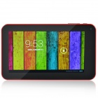 "A70Xh 7"" Dual Core Android 4.2.2 Tablet PC w/ 512MB RAM, 4GB ROM, Dual Camera, HDMI - Black + Red"