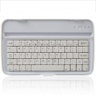 External Bluetooth V3.0 61-Key Keyboard for Samsung Galaxy Tab 3 8 .0 / T310 / T311 - White