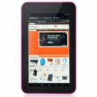 New Style A70Xh Dual Core Android 4.2.2 Tablet PC w/ 512MB RAM, 4GB ROM, Duad Camera, TF, HDMI