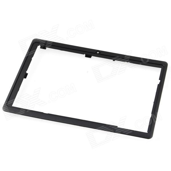 Replacement Front Shell for Allwinner A13 Q88 / Witcool X5 - Black 7 inch capacitive touch screen panel digitizer glass replacement for allwinner a13 a23 a33 q88 q8 tablet pc pad
