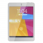 "CUBE-U35GT 7.9"" Quad Core Android 4.2 Tablet PC w/ 1GB RAM, 8GB ROM, Dual Camera - White + Silver"