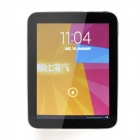 "CUBE-U20GT 9.7"" Quad Core Android 4.1 Tablet PC w/ 1GB RAM, 8GB ROM, Dual Camera - White + Black"