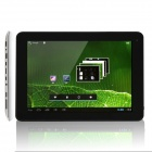 PORTWORLD V940B 9.7″ IPS Android 4.1 Quad Core Tablet PC w/ 1GB RAM, 16GB ROM – Silver + Black