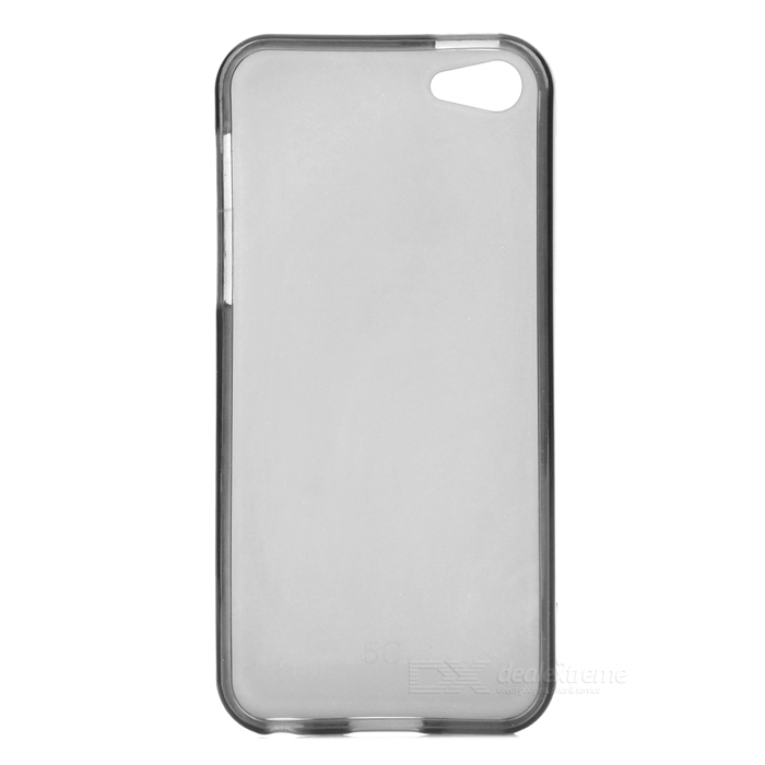 Protective TPU Back Case for Iphone 5C - Grey