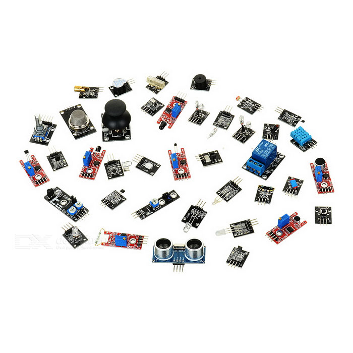 DIY Learning Board for Arduino free shipping hot sales rotary encoder module brick sensor development board for arduino