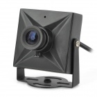 106 Mini HD CMOS Single Track Surveillance Camera - Black