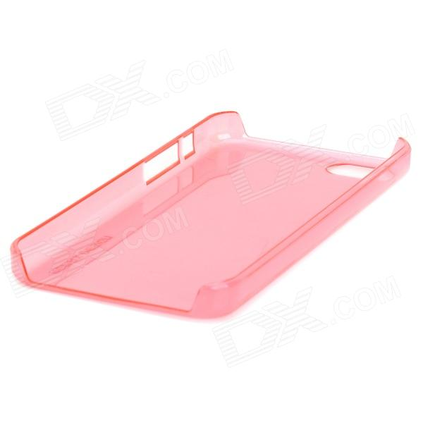все цены на REMAX Ultrathin Protective ABS Back Case for Iphone 5C - Transparent Pink