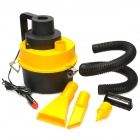 SBD SBD-10K 36W Mini Portable Handheld Wet / Dry Car Vacuum Cleaner - Black + Yellow